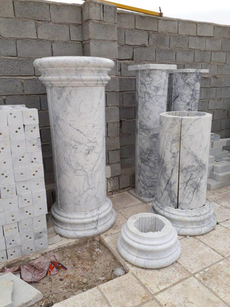 فروش سنگ حجمی و تزئینی چینی