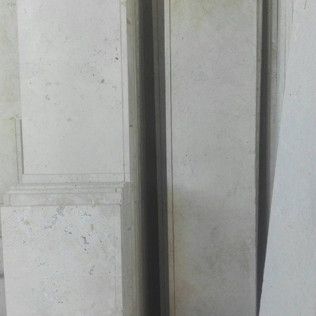 سنگواره تولیدکننده انواع سنگ درپوش تراورتن