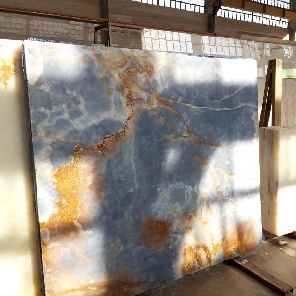 فروش سنگ اسلب مرمر آبی