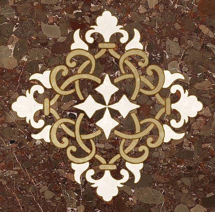 فروش سنگ های تزئینی مرمریت کنگلومرا
