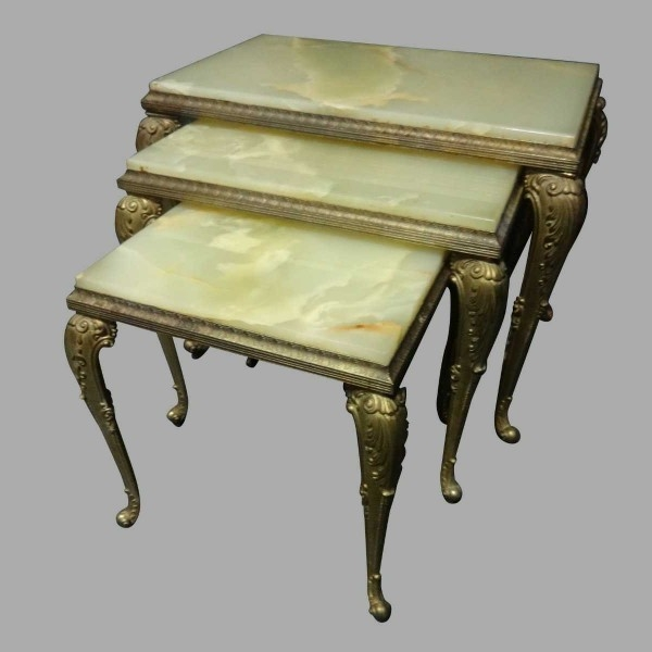 فروش میز کار شده با سنگ مرمر