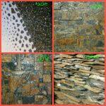 تولید وفراوری سنگ اسلیت تچر