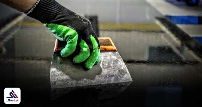 چطور کیفیت اپوکسی سنگ را کنترل کنیم؟