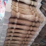 تولید و فروش انبوه نرده سنگی گرد و چهارگوش بابهترین کیفیت و قیمت