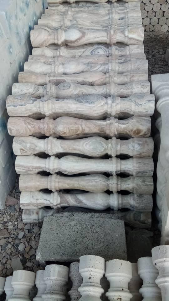 تولیدکننده سنگ صراحی گردوچهارگوش