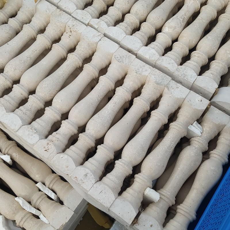 تولید انواع صراحی گرد،نرده سنگی