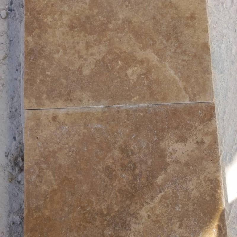 سنگ فرشی شکلاتی